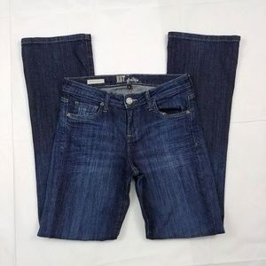 Kut From the Kloth Farrah Baby Boot Cut Size 6